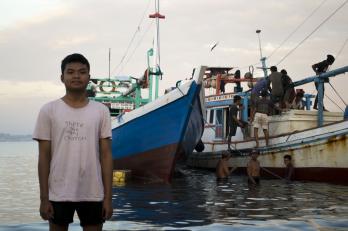 Život žraloků na Lomboku
